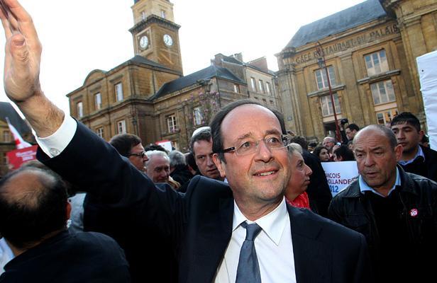 Victoire de François Hollande dans Politique hollandeF3
