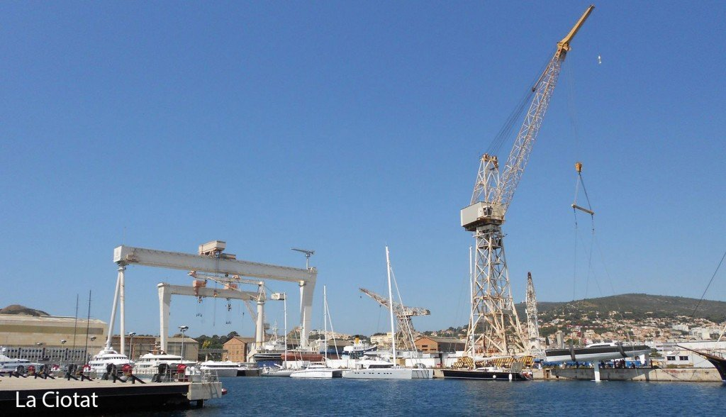 La vocation maritime de l'Archipel n'est-elle qu'un lointain souvenir ou au contraire un espoir pour l'Avenir ? dans Economie port_la_ciotat